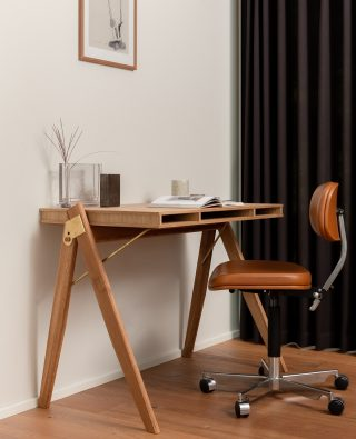 This year We Do Wood is celebrating 10 years anniversary, and on that occasion, we are making another giveaway. This time it is our Field Desk Oak that is up for a giveaway! The Field Desk is made with elegant lines and would fit beautifully into any home office.   All you have to do to participate is: 1. Tell us who deserves a new desk for their home office.  2. Follow @wedowood   The winner will be drawn Monday April 26, 2021 *The winner has been found and the contest is over* The contest is neither sponsored, administered nor associated with Instagram.  #wedowood #homeoffice #sustainabledesign #modernliving #homedecor #nordicdesign