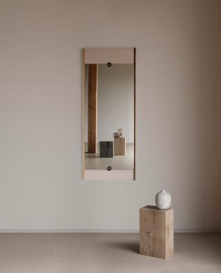 // Layer Mirror⁠ Reflection of calm hues and delicately discreet details frames the design of Layer Mirror. ⁠ Crafted from FSC certified materials and comes in a carefully selected variety of calm hues. ⁠ #wedowood #layermirror #mirror #reflection #danishdesign #sustainablefurniture #sustainability #interiordesign #interiordetails #interiorinspo