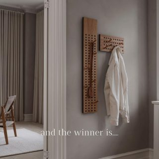 The winner of the Scoreboard in our 10 years anniversary Giveaway for June is:   @iworethedress 😃 ⭐ Congratulations 👏🏻  Please stay tuned for the next Giveaway which we´ll post tomorrow 😃  #scoreboard #sustainablefurniture #wedowood #danishdesign #scandinaviandesign   
