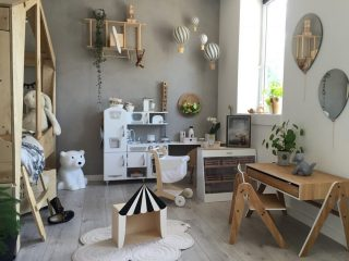 We just love this picture by @julias_verden. She has created the most wonderful room where play and imagination are the keywords.